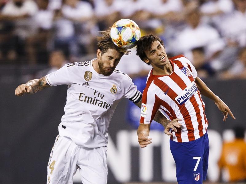real madrid - atletico madrid - ramos - felix
