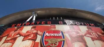 arsenal - aston villa- emirates - stadion