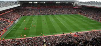 liverpool -anfield - stadion