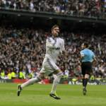 real madrid - sergio - ramos