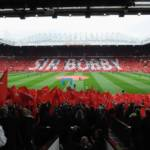 manchester united - sir bobby - stadion