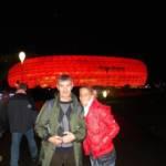 allianz arena - bayern - focitour