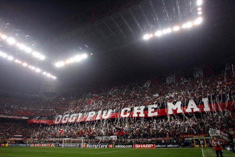 ac milano fans