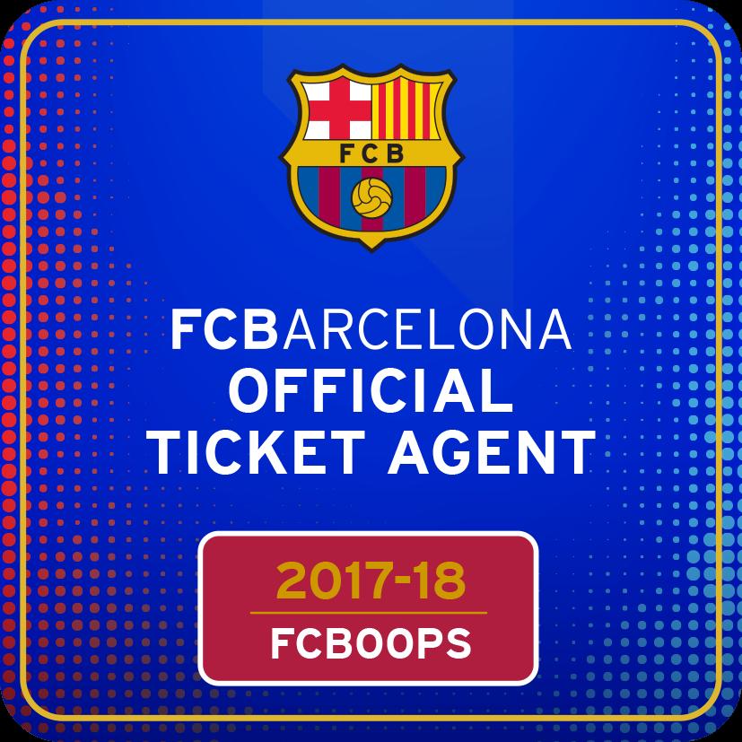 Official logo Barcelona 2017-2018
