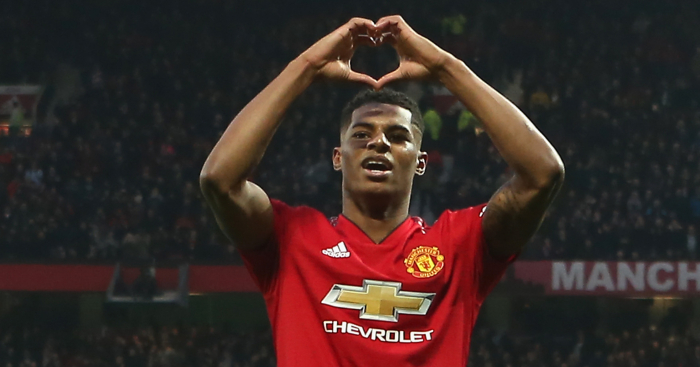 manchester united - love