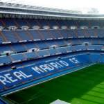 real madrid - üres stadion