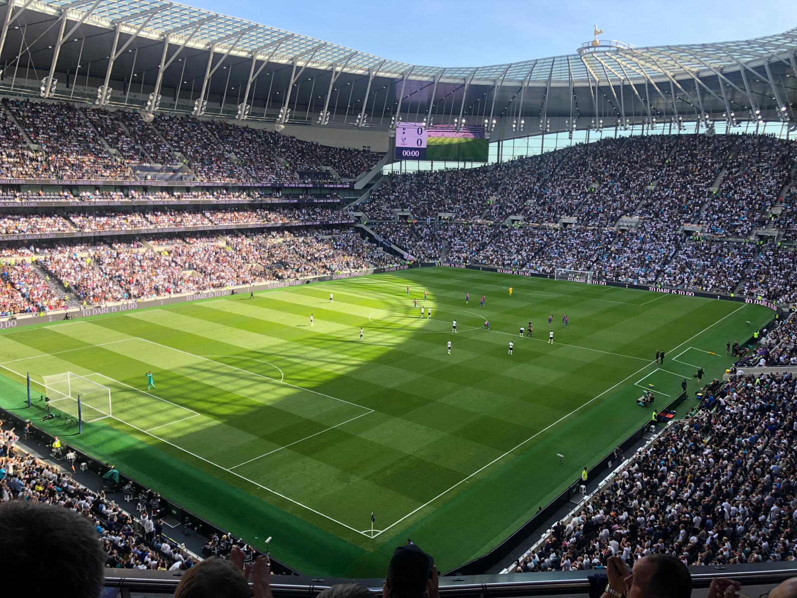 tottenham - hotspur - stadium - london