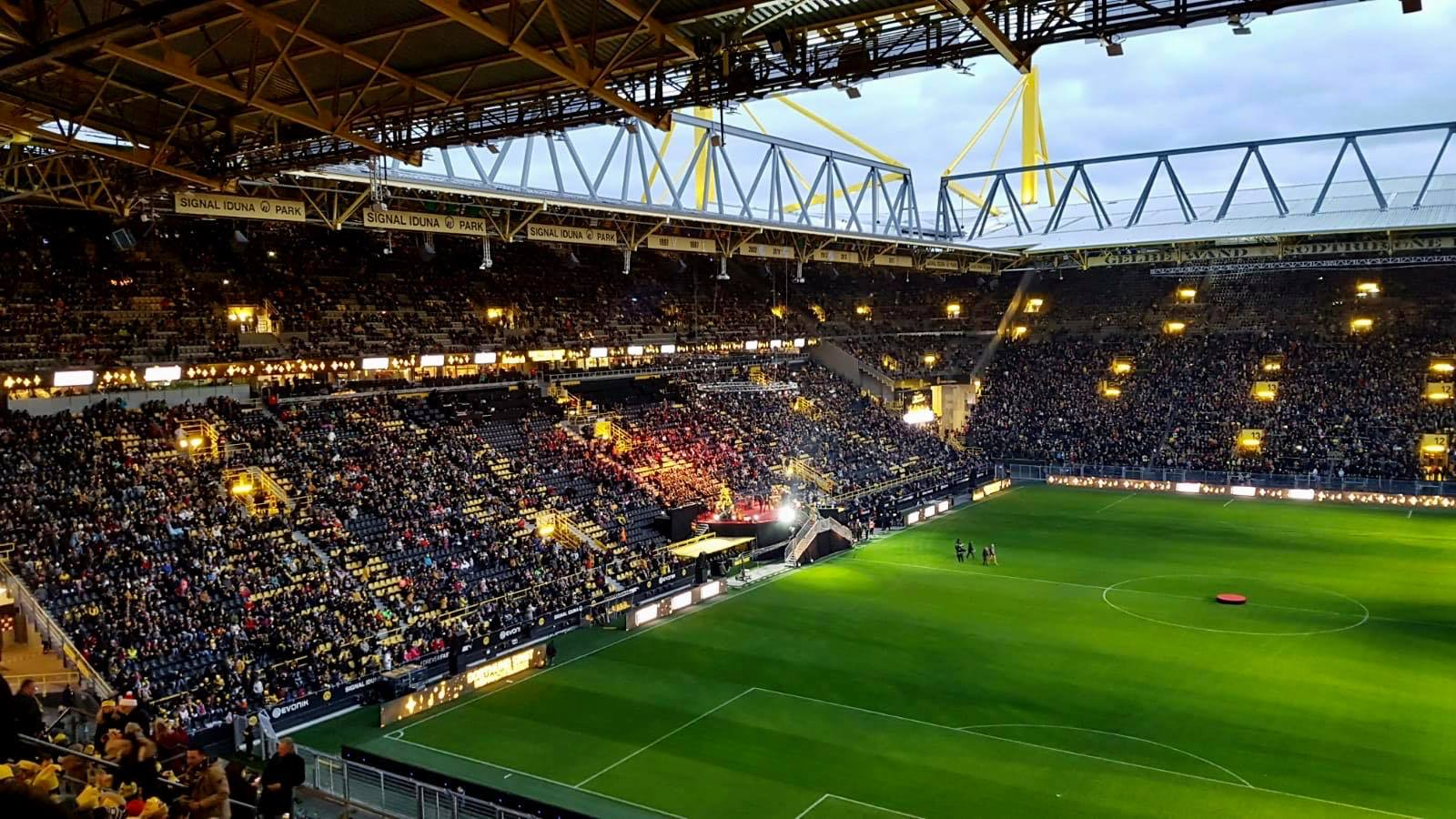Dortmund Hertha 2021