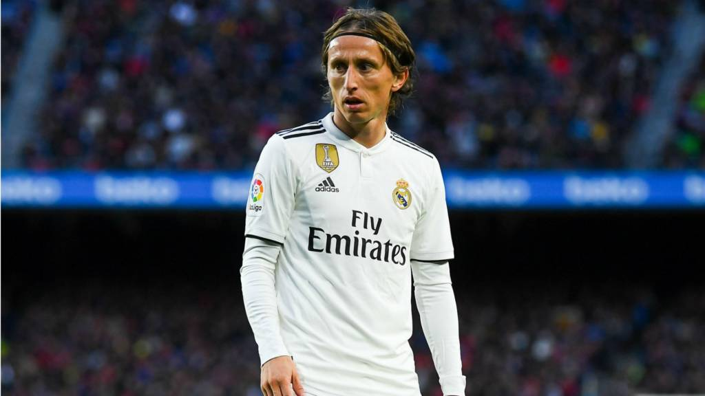 real madrid - modric