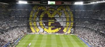 real madrid - logo - choreo