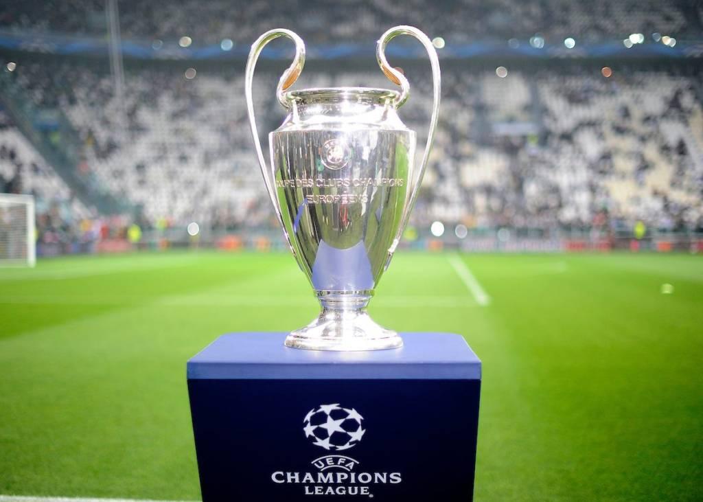 bajnokok ligaja - trófea