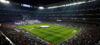real madrid - santiago bernabeu