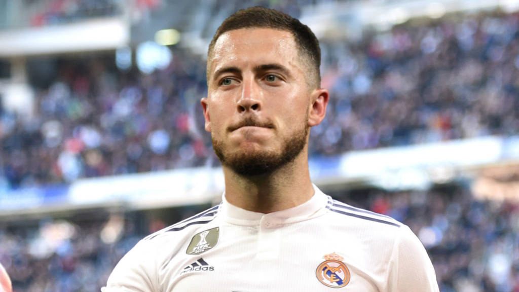 real madrid -eden - hazard