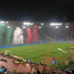 as roma - lazio - olimpico stadion - match