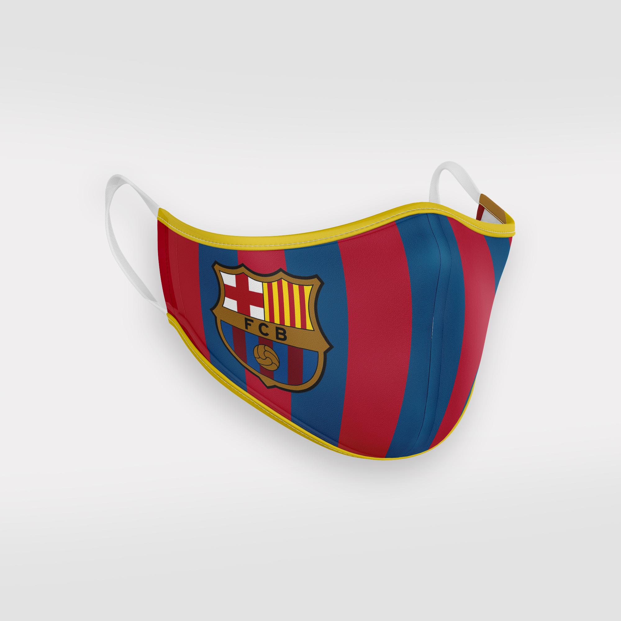 barcelona-szájmaszk