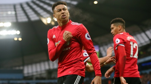 manchester united - lingard